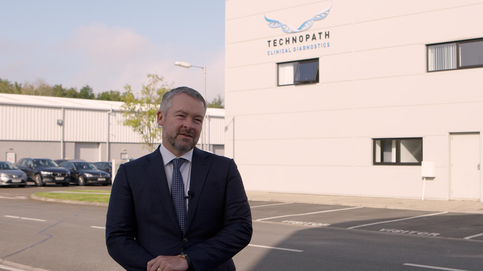 Malcolm Bell, CEO, Technopath